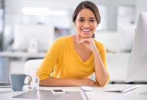Bringing bright optimism to the workplace