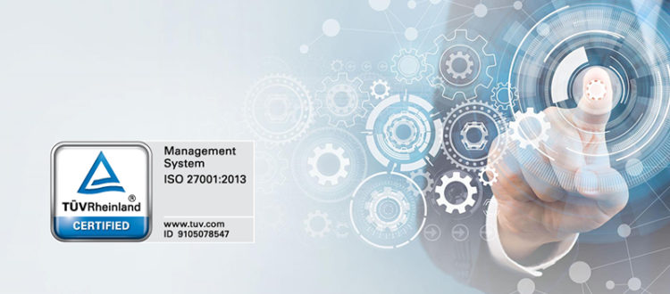 getsix® offices again receive ISO/IEC 27001:2013 certificates