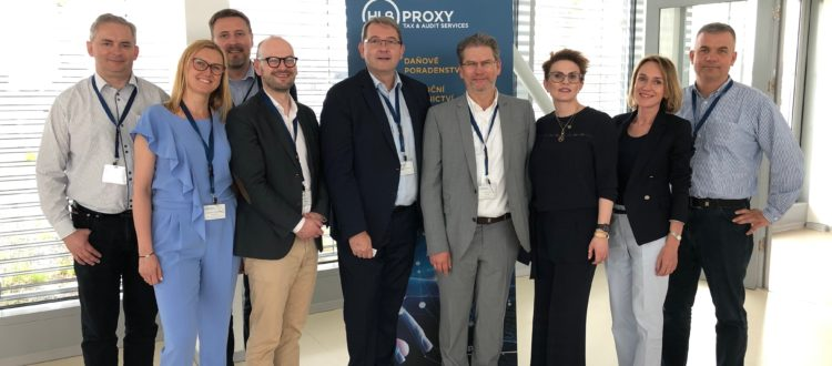 getsix® attends HLB Central Eastern Europe conference in Prague